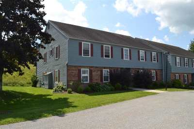 Montpelier Condo/Townhouse Active Under Contract: 18 Freedom Drive