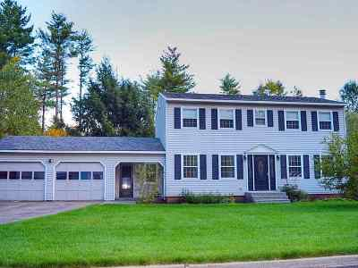 Chittenden County Single Family Home For Sale: 25 Greenfield Road