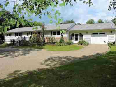 Sanbornton Single Family Home For Sale: 23 Steele Hill Road
