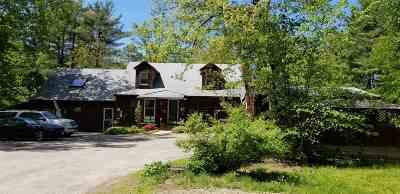 Hudson Single Family Home For Sale: 118 Central Street
