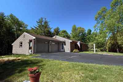 Gilford NH Single Family Home For Sale: $295,000