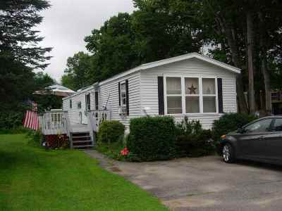 Strafford County Mobile/Manufactured For Sale: 219 Sherwod Glen Drive
