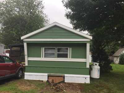 Strafford County Mobile/Manufactured For Sale: 31 Crystal Springs