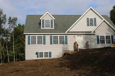 Middlebury Single Family Home For Sale: 127 Butternut Ridge