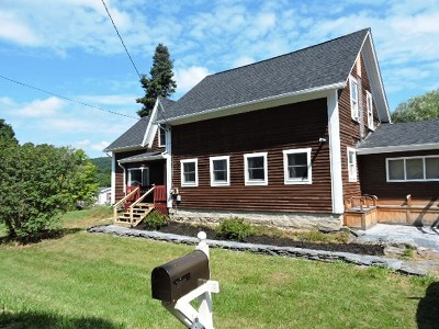 Fletcher Single Family Home Active Under Contract: 149 Shaw Road