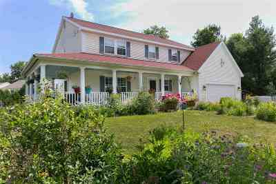 Essex Single Family Home For Sale: 29 Weathersfield Bow