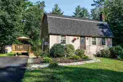 Amherst Single Family Home Active Under Contract: 17 North Meadow Road