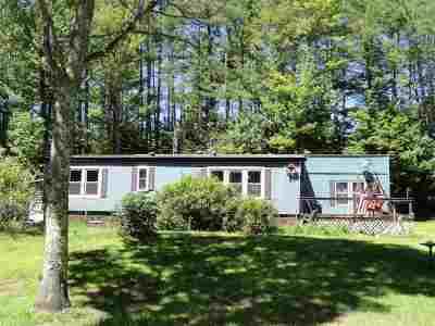 Single Family Home For Sale: 97 Brookside Lane