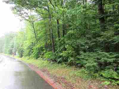 Moultonborough Residential Lots & Land For Sale: 266 Ossipee Mt. Rd Road