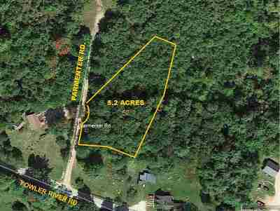 Alexandria Residential Lots & Land For Sale: 22 Parmenter Road