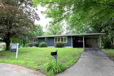 Strafford County Single Family Home For Sale: 15 Birch Drive