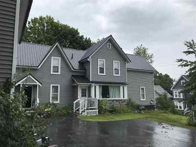 Laconia Single Family Home For Sale: 43 High Street