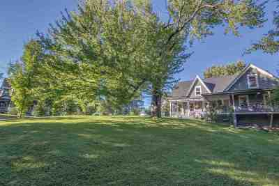 Littleton Single Family Home Active Under Contract: 144 Pleasant Street