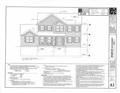Weare Single Family Home For Sale: Lot 1 Cortland Avenue