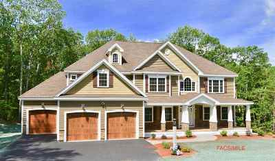 Windham Single Family Home For Sale: 14 Lavender Lane #Lot 32