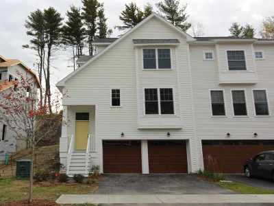 Chittenden County Condo/Townhouse For Sale: 276 O'brien Farm Road
