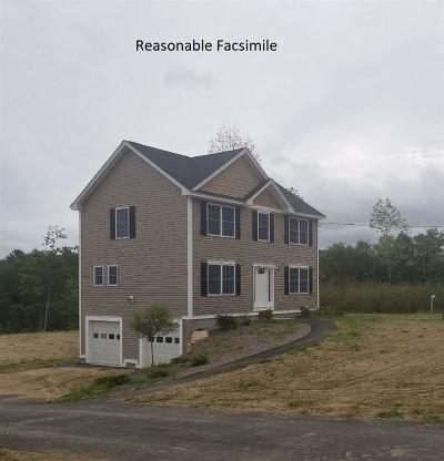 Weare Single Family Home For Sale: Lot 2 Cortland Avenue