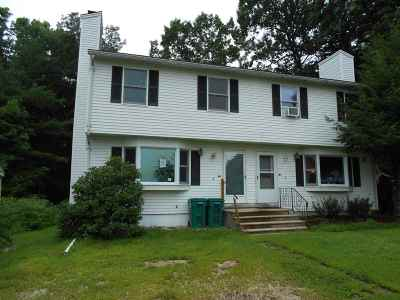 Derry Condo/Townhouse Active Under Contract: 15l Blackberry Road