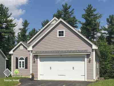 Epsom Single Family Home For Sale: 9 Windsor Road #4-9