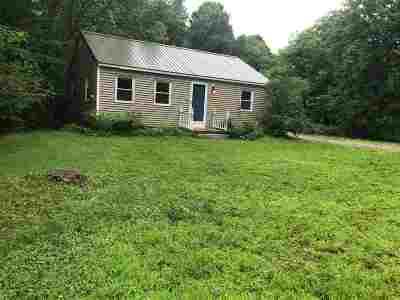 Strafford County Single Family Home For Sale: 24 Sherburne Road