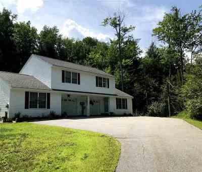 Bristol Single Family Home For Sale: 273 W Shore Road #2