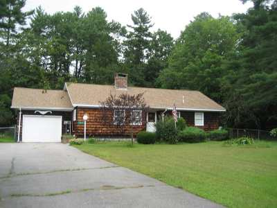 Strafford County Single Family Home For Sale: 194 Ham Road