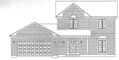 Grand Isle Single Family Home For Sale: 84 Reynolds Road #Lot 2-9