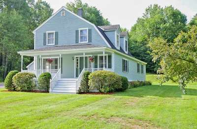 Fair Haven Single Family Home Active Under Contract: 759 River Street