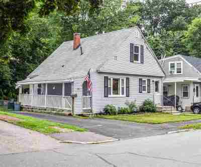 Manchester Single Family Home For Sale: 895 Beech Street
