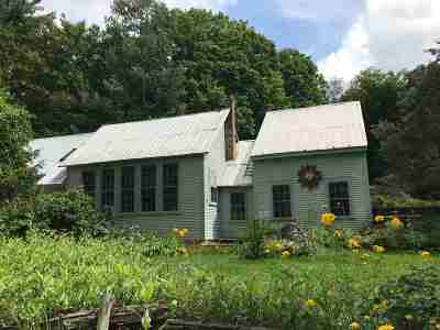 Newark Single Family Home Active Under Contract: 3959 Newark Pond Road