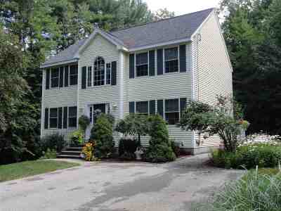 Amherst Single Family Home Active Under Contract: 2 Corduroy Road