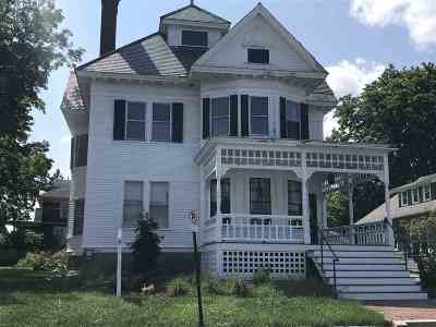Concord Single Family Home For Sale: 113 No. State Street