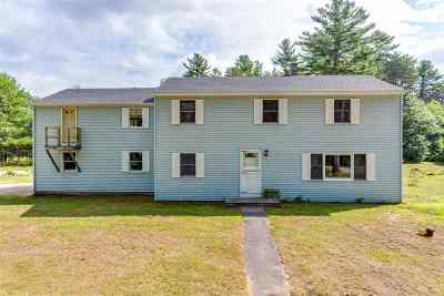 Strafford County Single Family Home For Sale: 19 Vachon Drive