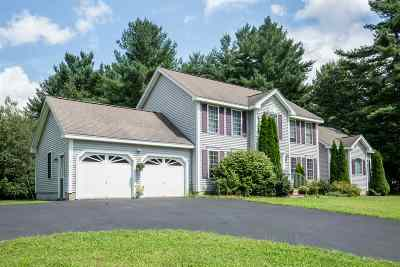 Litchfield Single Family Home Active Under Contract: 2 Burgess Drive