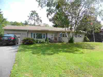 Montpelier Single Family Home Active Under Contract: 34 Colonial Drive