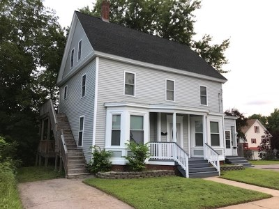Strafford County Rental For Rent: 7 Central Street #1