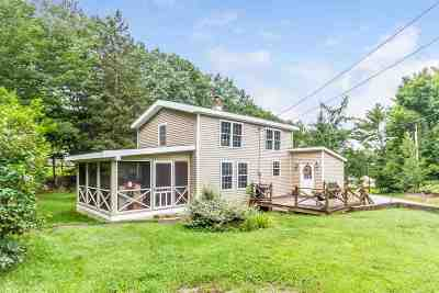Pembroke Single Family Home Active Under Contract: 440 Old Borough Road