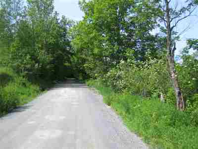 Chittenden County Residential Lots & Land For Sale: 205 Pettingill Road #2