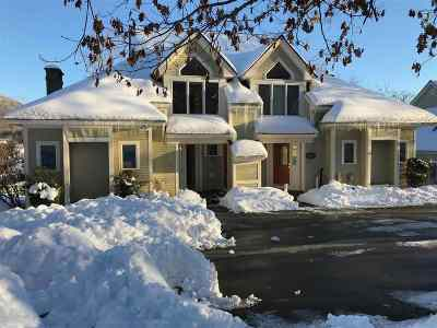 Carroll County Condo/Townhouse For Sale: 30-1 High Pastures West Road
