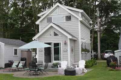 Belknap County Single Family Home For Sale: 56 Wildwood Road #U5