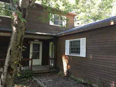 St. Albans Town Single Family Home For Sale: 249 Bingham Shore Road