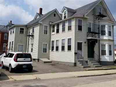 Nashua Multi Family Home Active Under Contract: 42 W Hollis Street