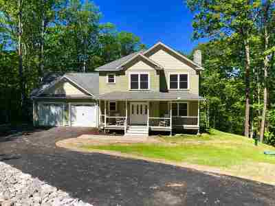 Campton Single Family Home For Sale: 60 Merrill Road