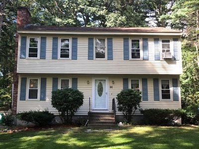 Londonderry Single Family Home For Sale: 26 Wilshire Drive
