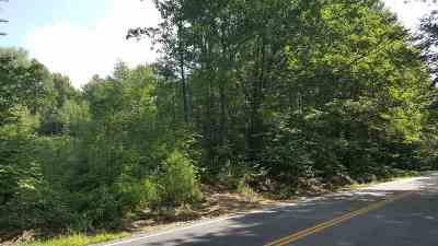 Strafford County Residential Lots & Land For Sale: Strafford Road #86