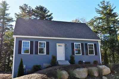 Rochester Single Family Home For Sale: 52 Haven Hill Road