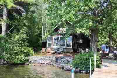 Belknap County Single Family Home For Sale: 31 Loch Eden Shores Road