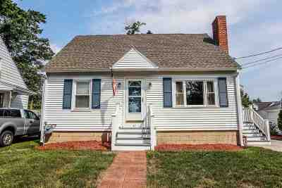 Manchester Single Family Home For Sale: 21 Erie Street