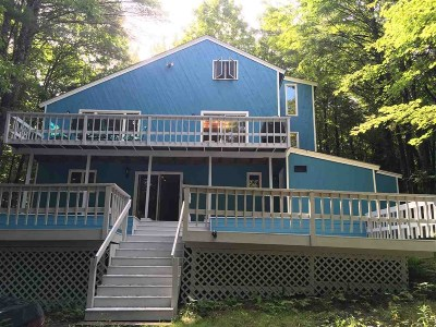 Single Family Home For Sale: 39 East Fisher Road