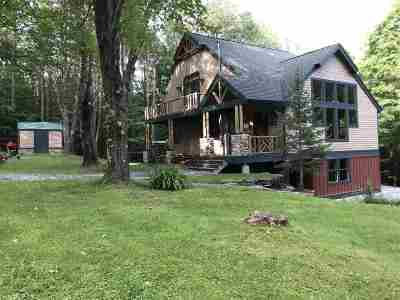 Single Family Home For Sale: 219 Old Ark Road